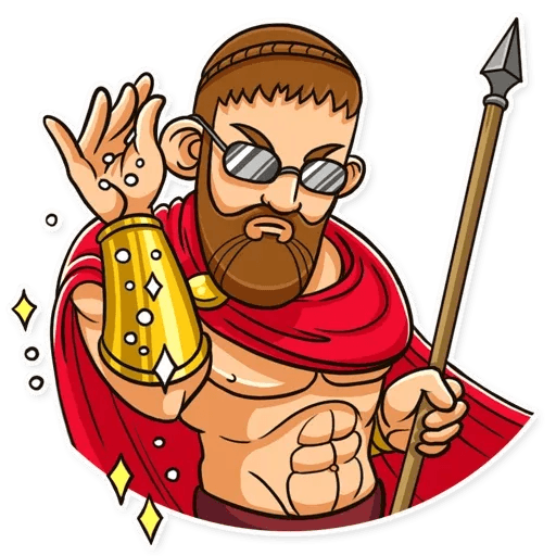 This is Sparta! - Sticker 9