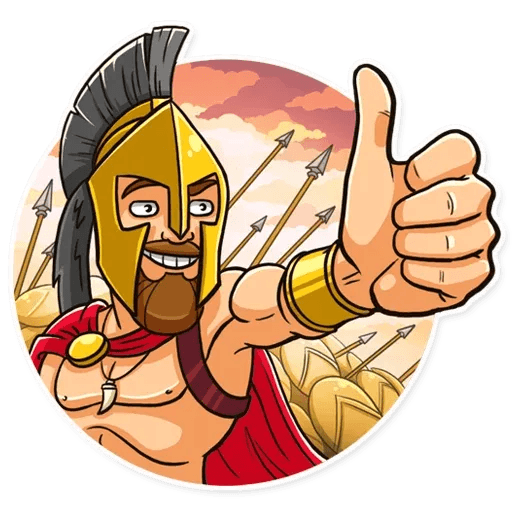 This is Sparta! - Sticker 3