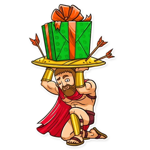This is Sparta! - Sticker 18