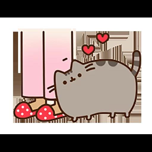 fat cat - Sticker 6