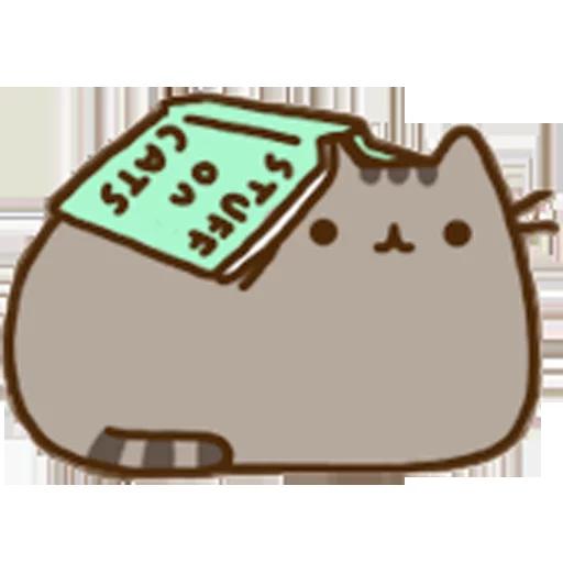 fat cat - Sticker 26