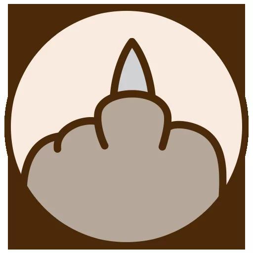 fat cat - Sticker 13