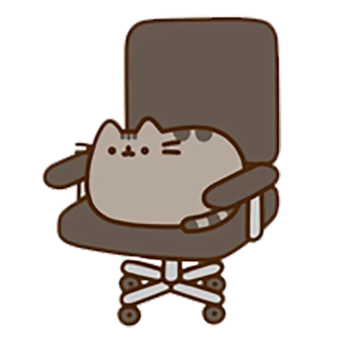 fat cat - Sticker 3