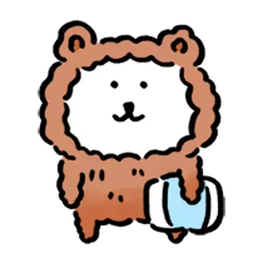 Joke Bear - Sticker 7