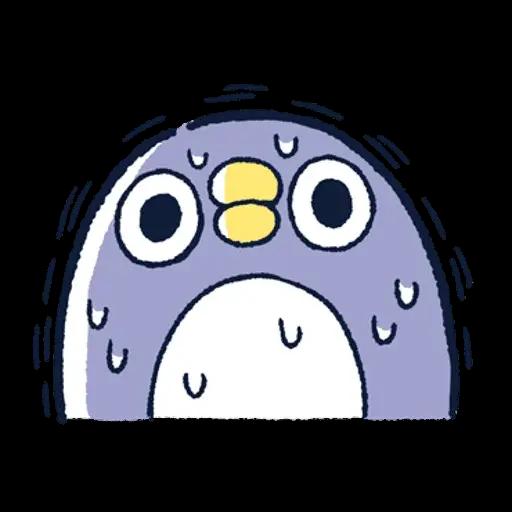 企鵝 - Sticker 11