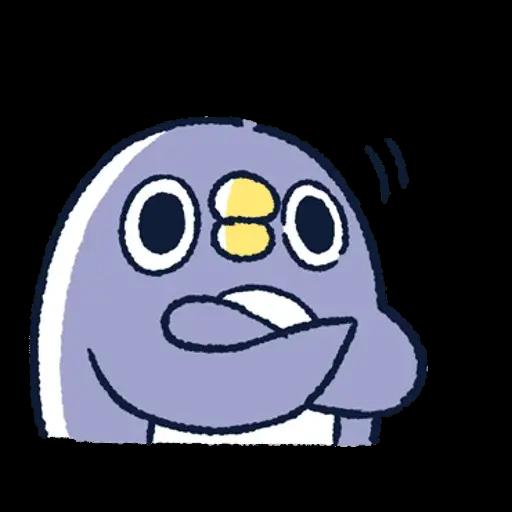 企鵝 - Sticker 12