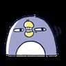 企鵝 - Tray Sticker