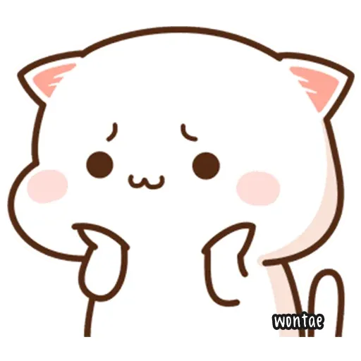 Mochi Cat 3 - Sticker 11