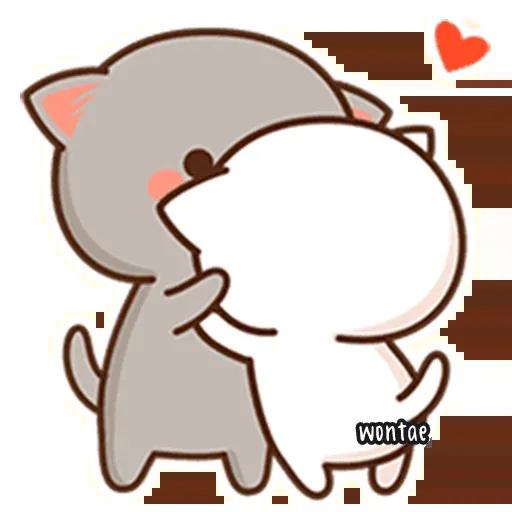 Mochi Cat 3 - Sticker 5