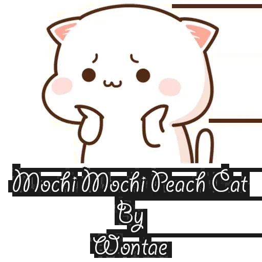 Mochi Cat 3 - Sticker 13