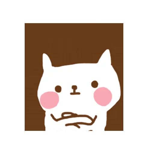 小猫咪 - Meonggi - Sticker 28