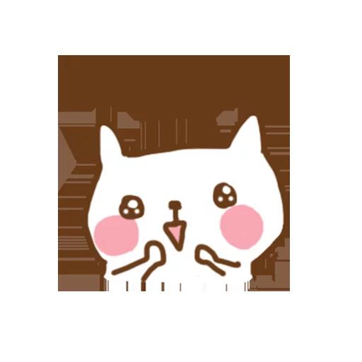 小猫咪 - Meonggi - Sticker 7