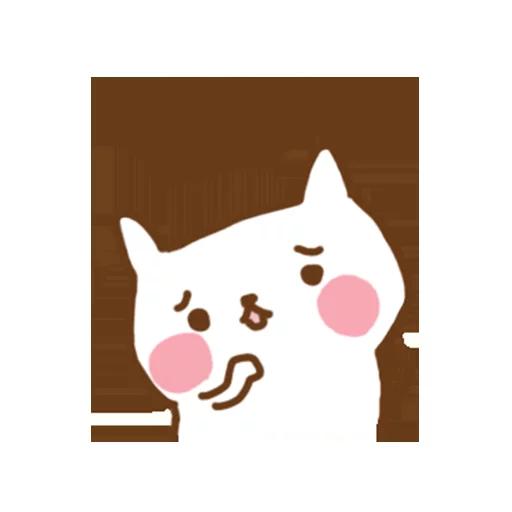 小猫咪 - Meonggi - Sticker 20