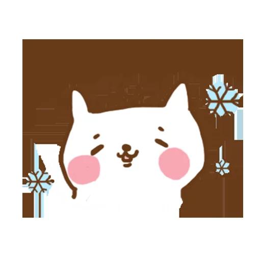 小猫咪 - Meonggi - Sticker 29