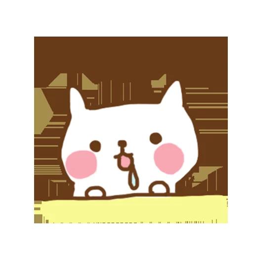小猫咪 - Meonggi - Sticker 14