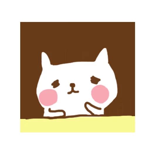 小猫咪 - Meonggi - Sticker 15