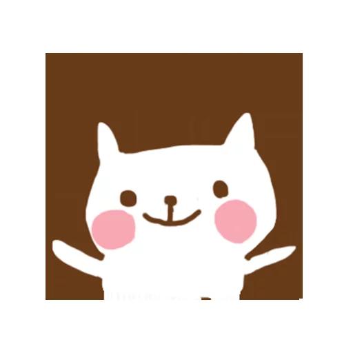 小猫咪 - Meonggi - Sticker 22