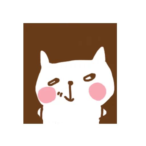 小猫咪 - Meonggi - Sticker 12
