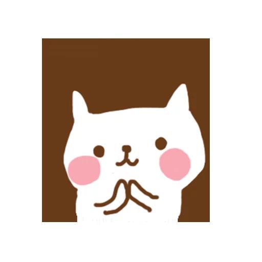 小猫咪 - Meonggi - Sticker 21