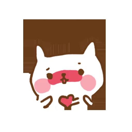小猫咪 - Meonggi - Sticker 30