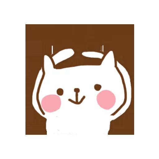 小猫咪 - Meonggi - Sticker 9