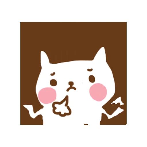 小猫咪 - Meonggi - Sticker 27