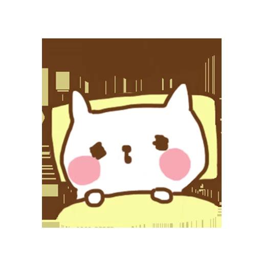 小猫咪 - Meonggi - Sticker 10