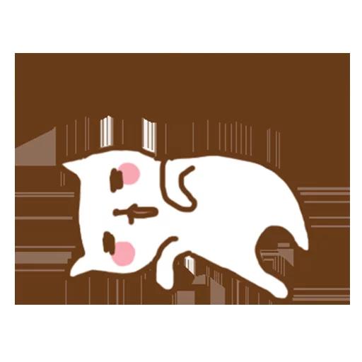 小猫咪 - Meonggi - Sticker 18