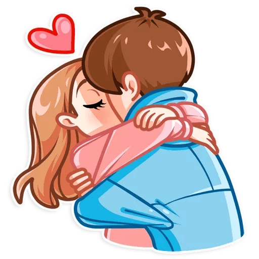 Lovers - Sticker 24