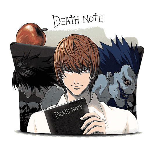 death note anime - Sticker 3