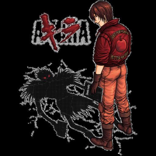 death note anime - Sticker 11