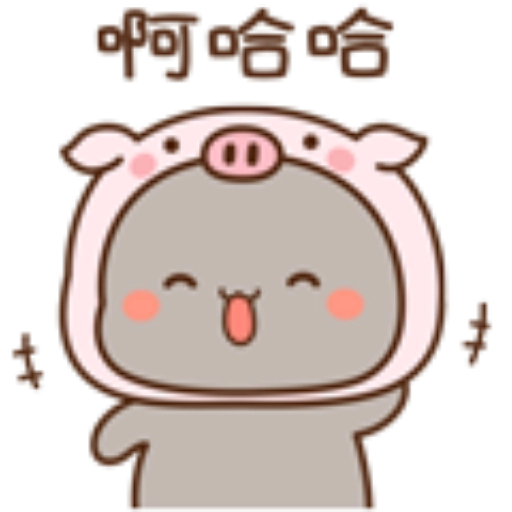 蜜桃猫14 - Sticker 14