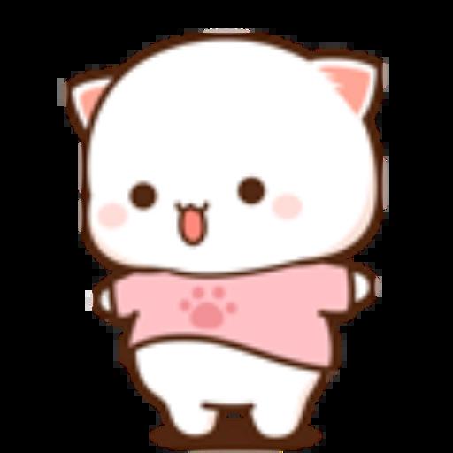 蜜桃猫14 - Sticker 15