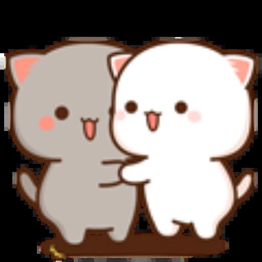 蜜桃猫14 - Sticker 17