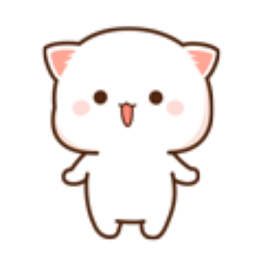 蜜桃猫14 - Sticker 3