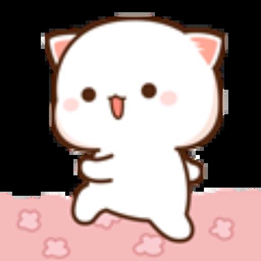 蜜桃猫14 - Sticker 21