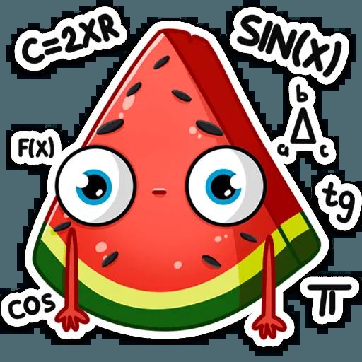 Watermelon - Sticker 24