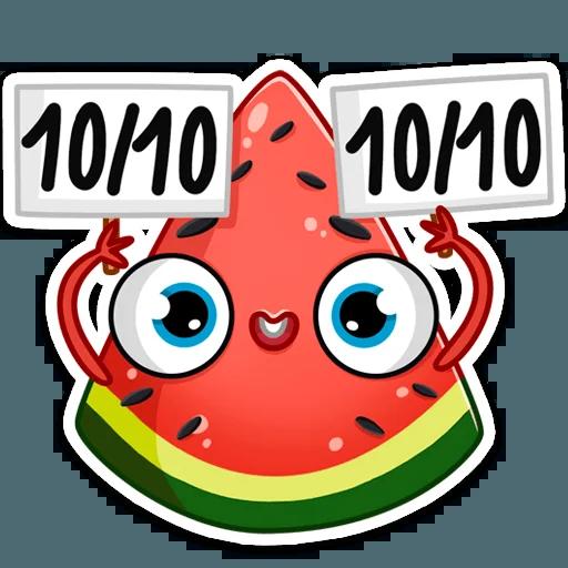 Watermelon - Sticker 12