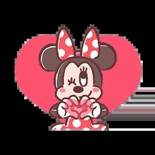 Minnie - Sticker 21