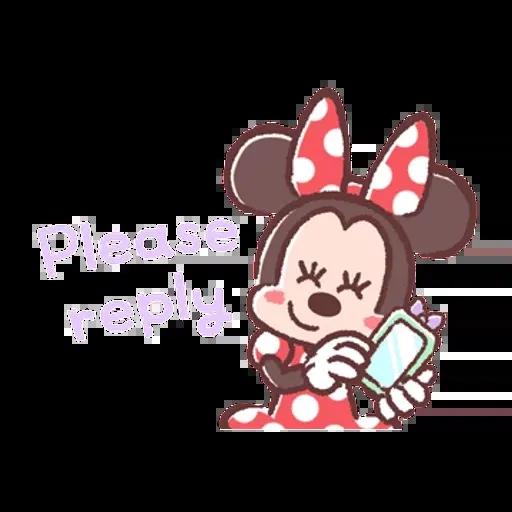 Minnie - Sticker 6