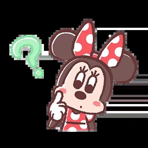 Minnie - Sticker 16