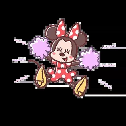 Minnie - Sticker 4