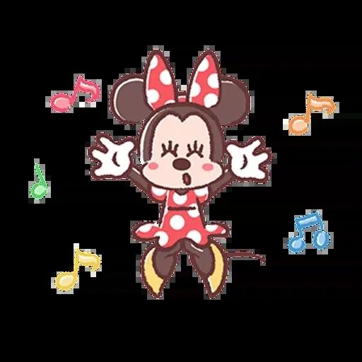 Minnie - Sticker 24