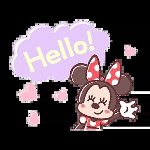 Minnie - Sticker 5