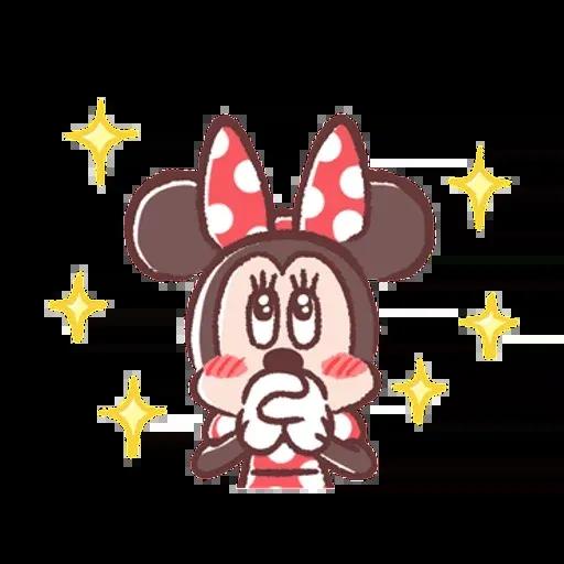 Minnie - Sticker 20