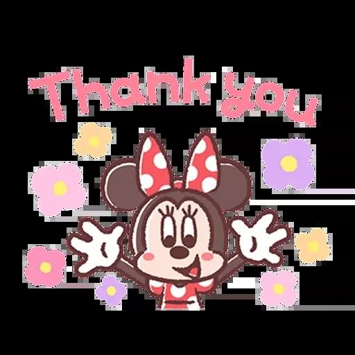 Minnie - Sticker 9