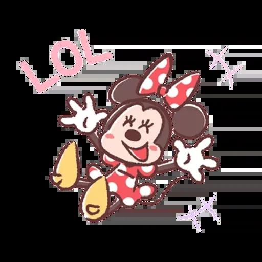 Minnie - Sticker 13