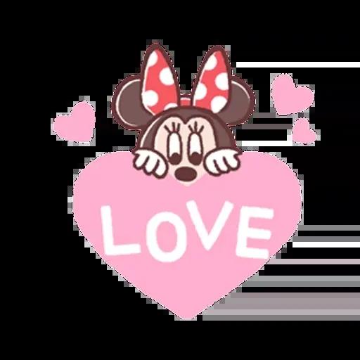 Minnie - Sticker 15