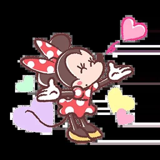 Minnie - Sticker 12