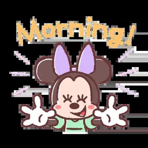Minnie - Sticker 1